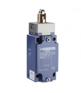 OsiSense XC Łącznik krańcowy, XCKJ trzpień końcowy samoczynny powrót 1NC+1NO działanie migowe 1/2NPT, XCKJ161H7 Schneider Electr