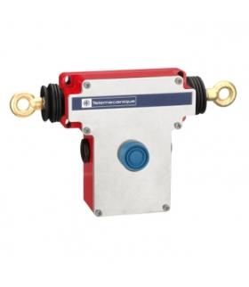 Podwójny awaryjny wyłącznik linkowy- 2x(1NC+1NO) - Pg13.5 - boot. pb, XY2CEDA290 Schneider Electric