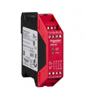 Moduł bezpieczeństwa Preventa Kategoria 3, XPSAC1321 Schneider Electric