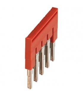 Złączki NSY, mostek 5 połączeń do 4mm2 zacisk śrubowy, NSYTRAL45 Schneider Electric