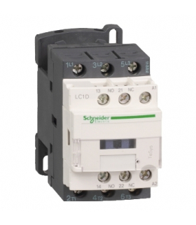 Stycznik mocy TeSys D AC3 12A 3P 1NO 1NC cewka 230VAC, LC1D12P7 Schneider Electric