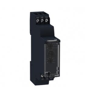Zelio Time Przekaźnik wielofunkcyjny 24 240V AC/DC, zakres 0.1s/ 100h, styk 1C/O, RE17RMMU Schneider Electric