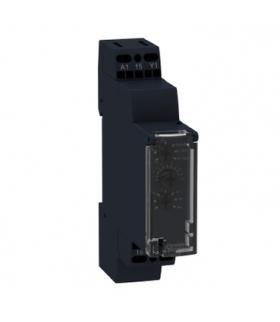Zelio Time Przekaźnik wielofunkcyjny 24 240V AC/DC, zakres 0.1s/ 100h, styk 1C/O, RE17RMMW Schneider Electric