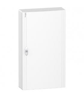 Obudowa natynkowa Pragma IP40 PRA-4-18-NT-P drzwi pełne 4 rzędy 18 modułów/rząd, PRA30418 Schneider Electric
