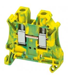 Złączki NSY, zacisk śrubowy uziemienie ochronne 2 punktowy, NSYTRV62PE Schneider Electric