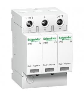 Ogranicznik przepięć Acti9 iPRD-DC40r-T2-3-800 3-biegunowy Typ2 65 kA ze stykiem, A9L40271 Schneider Electric
