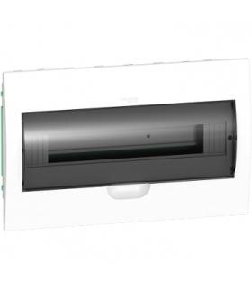 Obudowa podtynkowa Easy9 IP40 EZ9E-1-18-PT-T drzwi transparentne 1 rząd 18modułów/rząd, EZ9E118S2F Schneider Electric