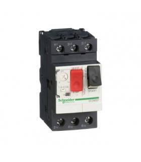 Wyłącznik silnikowy GV2ME napęd przyciskowy 1,6-2,5A zaciski skrzynkowe, GV2ME07 Schneider Electric