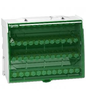 Blok rozdzielczy Acti9 LGY412548 125A 4-biegunowy 4x(1x9+7x7,5+4x6,5)mm, LGY412548 Schneider Electric