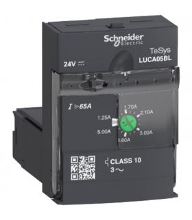 Moduł sterujący podstawowy klasa 10 1,25-5A 24VDC, LUCA05BL Schneider Electric