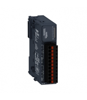 Moduł Modicon I/O TM3 8 wyjść przekaźnikowych, TM3DM8RG Schneider Electric