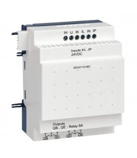 Moduł rozszerzeń WE/WY Zelio Logic 24VDC, SR3XT101BD Schneider Electric