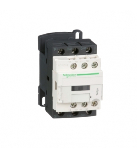Stycznik mocy TeSys D AC3 12A 3P 1NO 1NC cewka 24VAC, LC1D12B7 Schneider Electric
