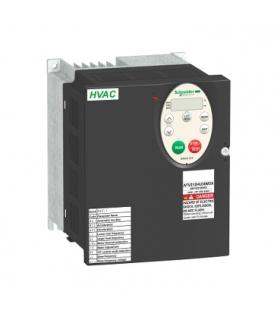 Przemiennik częstotliwości ATV212 3 fazowe 200/240VAC 50/60Hz 4kW 17.5A IP21, ATV212HU40M3X Schneider Electric