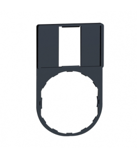Harmony XB6 Ramka 30X50mm do mocowania etykiet o wymiarach 18X27mm, ZBZ33 Schneider Electric