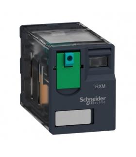 Zelio Relay Przekaźnik miniaturowy 2C/O 12A, 24V DC, RXM2AB1BD Schneider Electric