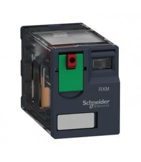 Zelio Relay Przekaźnik miniaturowy 2C/O 12A, 24V AC, RXM2AB1B7 Schneider Electric