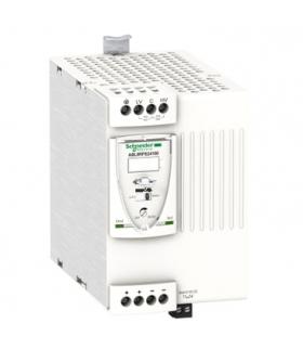 Phaseo, regulowany zasilacz impulsowy (SMPS), 1 lub 2 fazowy, 100..500 V, 24 V, 10 A, ABL8RPS24100 Schneider Electric