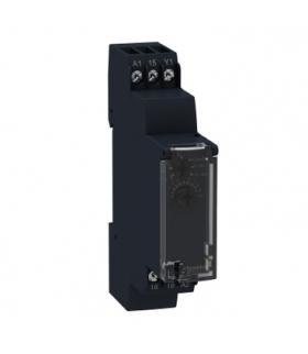 Zelio Time Przekaźnik opóźniający półprzewodnikowy, 1s/100h, 24 240V AC, RE17LHBM Schneider Electric