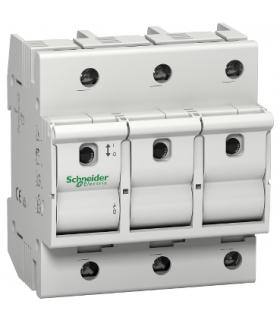 Rozłącznik bezpiecznikowy Acti9 D02-63-3 63A 3-biegunowy bez wkładek, MGN02363 Schneider Electric