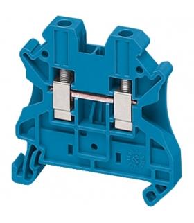 Złączki NSY, zacisk śrubowy przepustowy 4 mm2 czarny, NSYTRV42BL Schneider Electric
