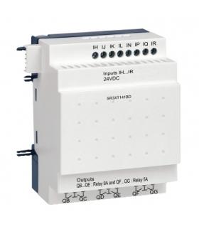 Moduł rozszerzeń WE/WY Zelio Logic 24VDC, SR3XT141BD Schneider Electric