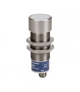 OsiSense XX Czujnik ultradzźwiękowy M30 stal nierdzewna odbiciowy Sn 1m 0..10 V M12, XX930S1A1M12 Schneider Electric