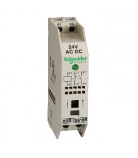 Przekaźnik interfejsowy 1NC+1NO, 24V AC/DC, ABR1S618B Schneider Electric