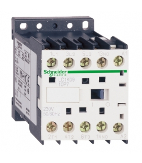 Stycznik mocy TeSys K AC3 12A 3P 1NO cewka 230VAC zaciski skrzynkowe, LC1K1210P7 Schneider Electric