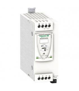 Phaseo, regulowany zasilacz impulsowy (SMPS), 1 lub 2 fazowy, 100..500 V, 24 V, 5 A, ABL8RPS24050 Schneider Electric