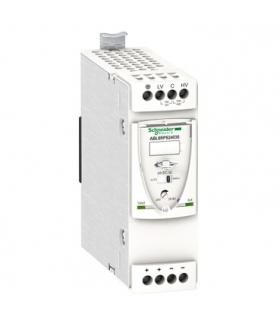 Phaseo, regulowany zasilacz impulsowy (SMPS), 1 lub 2 fazowy, 100..500 V, 24 V, 3 A, ABL8RPS24030 Schneider Electric