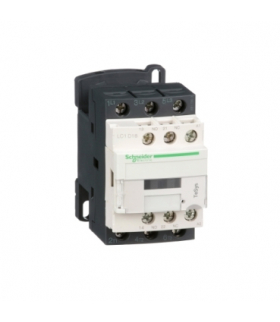 Stycznik mocy TeSys D AC3 32A 4P 2NO 2NC cewka 24VAC, LC1D18B7 Schneider Electric