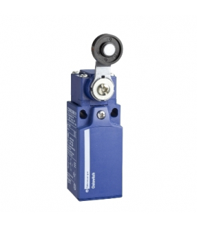OsiSense XC Łącznik krańcowy trzpień z dźwignią rolkową 1NC+1NO dławik ISO M20x1.5, XCKN2118P20 Schneider Electric
