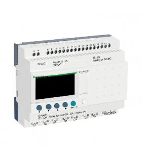 Przekaźnik modułowy Zelio Logic 24VDC, SR3B261BD Schneider Electric