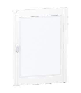 Drzwi do obudów Pragma 24 moduły PRA-4-24-D-T transparentne, PRA15424 Schneider Electric