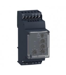 Zelio Control Przekaźnik do sterowania pompą, zakres 1/10A, 230V/208…480V AC, RM35BA10 Schneider Electric
