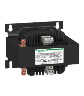 Phaseo, separacyjny transformator napięcia, wejście 230...400 V, wyjście 1 x 24 V, 100 VA, ABL6TS10B Schneider Electric