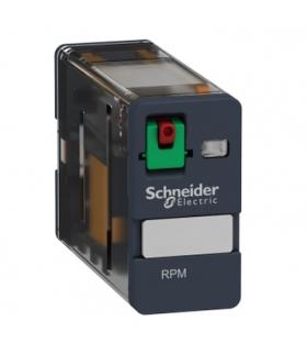 Zelio Relay Przekaźnik elektromechaniczny bez LED, 1 styk C/O, 24V AC, RPM11B7 Schneider Electric