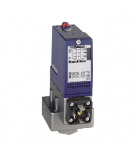 OsiSense XM Łącznik ciśnieniowy 1 styk C/O, zakres 2.5 bar, konektor DIN, XMLA002A2C11 Schneider Electric