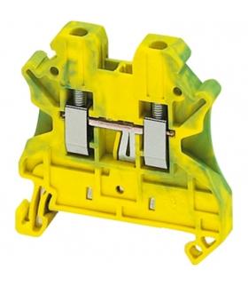 Złączki NSY, zacisk śrubowy uziemienie ochronne, NSYTRV22PE Schneider Electric