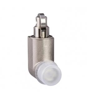 OsiSense XC Głowica łącznika krańcowego trzpień boczny z rolką stalową, pionowy, ZCE65 Schneider Electric