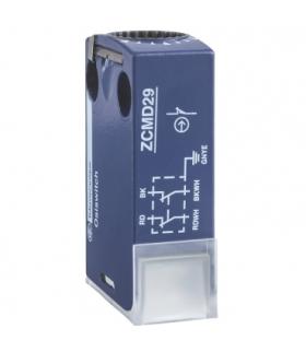 OsiSense XC Korpus łącznika krańcowego działanie wolne 1NC+1NO posrebrzane, ZCMD25 Schneider Electric