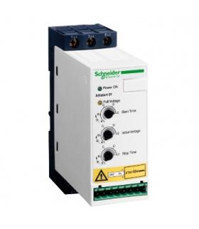 Układ łagodnego rozruchu ATS01 3 fazowe 380/415VAC 50/60Hz 5.5kW 12A IP20, ATS01N212QN Schneider Electric