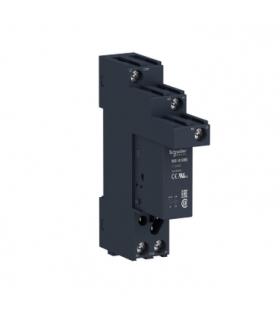 Zelio Relay Przekaźnik interfejsowy 1C/O 12A, z gniazdem 24V DC, RSB1A120BDS Schneider Electric