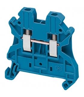 Złączki NSY, zacisk śrubowy przepustowy 2,5 mm2 czarny sprężynowy, NSYTRV22BL Schneider Electric
