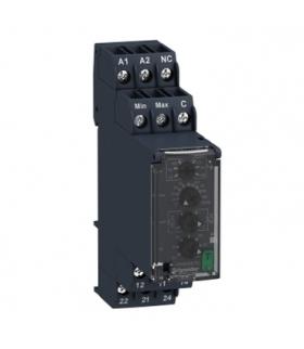 Zelio Control Przekaźnik kontroli poziomu, 250 OHM/1 MOHM, styk 2C/O 8A, RM22LA32MR Schneider Electric