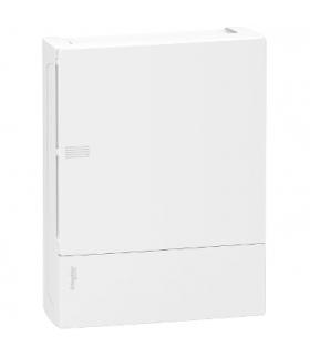 Obudowa natynkowa Mini Pragma IP40 MIP-2-12-NT-P drzwi białe 2 rzędy 12 modułów/rząd, MIP12212 Schneider Electric