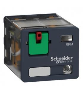 Zelio Relay Przekaźnik mocy z legendą, drzwiczkami i LED 15A, 3C/O, 120V AC, RPM32F7 Schneider Electric