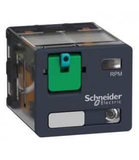 Zelio Relay Przekaźnik mocy wtykowy 15A, 3C/O, LED, 24VDC, RPM32BD Schneider Electric