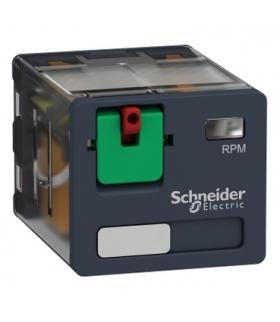 Zelio Relay Przekaźnik mocy z legendą i drzwiczkami 15A, 3C/O, 120V AC, RPM31F7 Schneider Electric